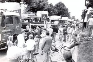 84-07-24 Voor de liefhebbers was het weer genieten in Middelharnis op de grote truckershow1