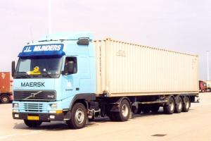 JL. Mijnders  Melissant   BG-BB-59  Volvo  FH 12    Gltr   Maersk