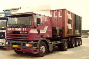 Jan de Bakker  Den Bommel VX-41-DR  DAF95-360