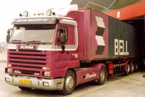 Jan de Bakker  Den Bommel  VL-52-RS  Scania 113M 360  Streamline