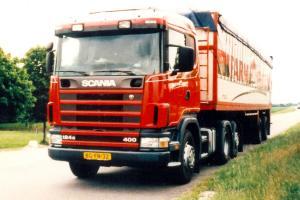Jan de Bakker   Den Bommel BG-FN-32    Scania  124G 400