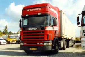 Jan de Bakker   Den Bommel BG-SJ-74  Scania  114L 380  Topline