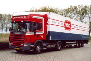 Jan de Bakker   Den Bommel BH-TN-70   Scania  114L 380  Topline