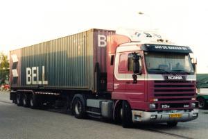 Jan de Bakker   Den Bommel  BB-FT-98   Scania  113M 380  Streamline