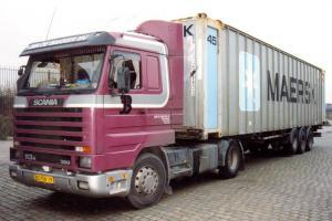 Jan de Bakker   Den Bommel  BD-NN-19       Scania  113H 380  Streamline