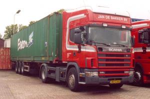Jan de Bakker   Den Bommel  BH-TJ-68   Scania 114L  380  Topline