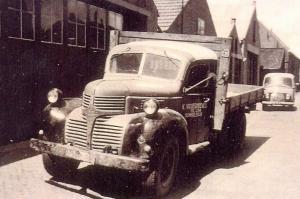 K Vroegindeweij  Sommelsdijk  Dodge .