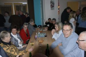 Kerstborrel 22 december 2018 09