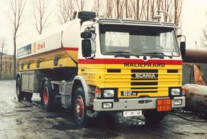 Maliepaard  Oude Tonge X-20-54  Scania 82M