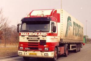 Maliepaard  Oude Tonge  BD-GL-14  Scania  113H  380  Streamline