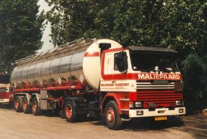 Maliepaard  Oude Tonge  BT-14-ZL  Scania 112