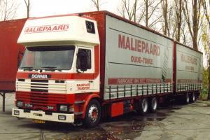 Maliepaard  Oude Tonge  VL-09-SR   Scania  113M 360