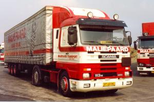 Maliepaard  Oude Tonge  VT-64-NG  Scania  113M 320  Streamline