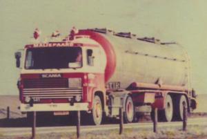 Maliepaard  oude Tonge  Scania 141