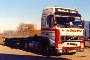 N.Mijnders   Melissant  BD-TV-04  Volvo FH 12Gltr