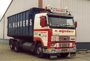 N Mijnders  Melissant  BB-PB-66  Volvo  FH 12  Gltr