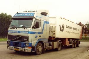 Peeman  Middelharnis BD-TL-90    Volvo  FH 12-380  Gltr