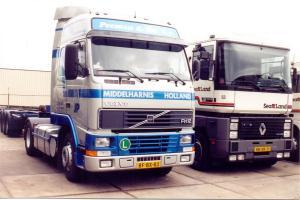 Peeman  Middelharnis BF-BX-83    Volvo  FH 12-380  Gltr
