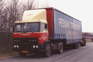 Peeman  Middelharnis  82-50-XB   DAF 2300