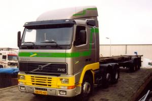 Peeman  Middelharnis  BB-PS-40    Volvo  FH 12-380