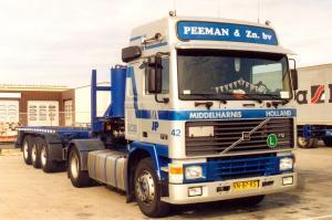 Peeman  Middelharnis   VN-87-RS     Volvo  F-12  Gltr