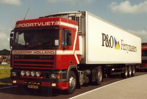Poortvliet  Ouddorp  BF-GR-41  DAF 95XF-380  Spacecab
