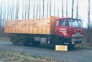 Poortvliet  Ouddorp  DAF 2200