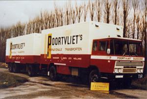 Poortvliet  Ouddorp   N 18-55  DAF 2600