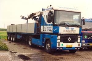 Taale Middelharnis  VX-38-GZ   Renault AE 420
