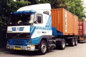 Taale  Middelharnis BD-HZ-56   Volvo  FH 12 -340