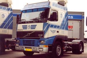 Taale  Middelharnis BG-FP-08   Volvo  FH 12 -380  Gltr
