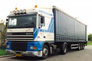 Taale  Middelharnis  BH-BB-98  DAF  95XF-380  Spacecab  Oosterom  reeuwijk