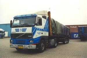 Taale  middelharnis  BD-NG-24  Volvo FH 12