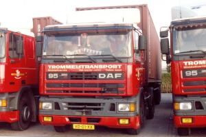 Trommel  Middelharnis  VD-01-XX          DAF 95-350
