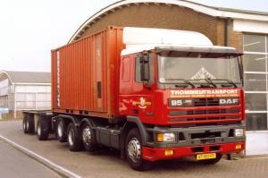 Trommel  Middelharnis  VT-80-FY  DAF 95-400