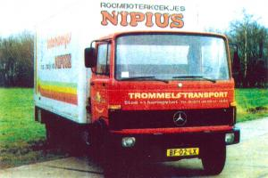 Trommel  Middelharnis    BF-02-LX   Mercedes Benz