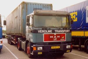 Verolme  Nieuwe Tonge  MAN 19-372 Commander
