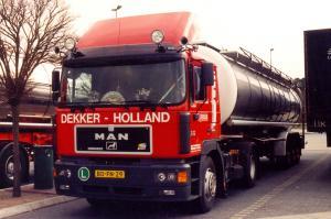 Verolme  Nieuwe  Tonge  BD-FN-29  MAN  19-372 commander