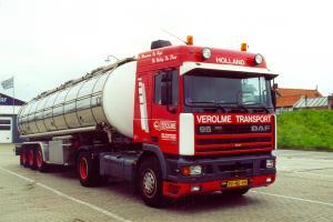 Verolme  Nieuwe  Tonge  BD-NG-59  DAF 95360 Spacecab