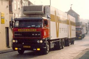 Visbeen   Nieuwe  Tonge   BL-71-VR  DAF  3300