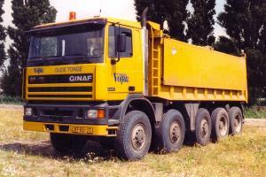 Votra  Oude Tonge  BF-BD-35  Ginaf  G 5447
