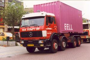 van Rumpt  Stad ah  Haringvliet  BF-67-PN  Merc-Benz 3032