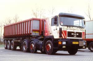 van  Dongen  Dirksland      VH-50-LL  MAN  26-332  No 45