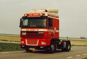 van  Rumpt  Stad  ah haringvliet  BG-RX-96  DAF 95XF-380 Spacecab  No  47